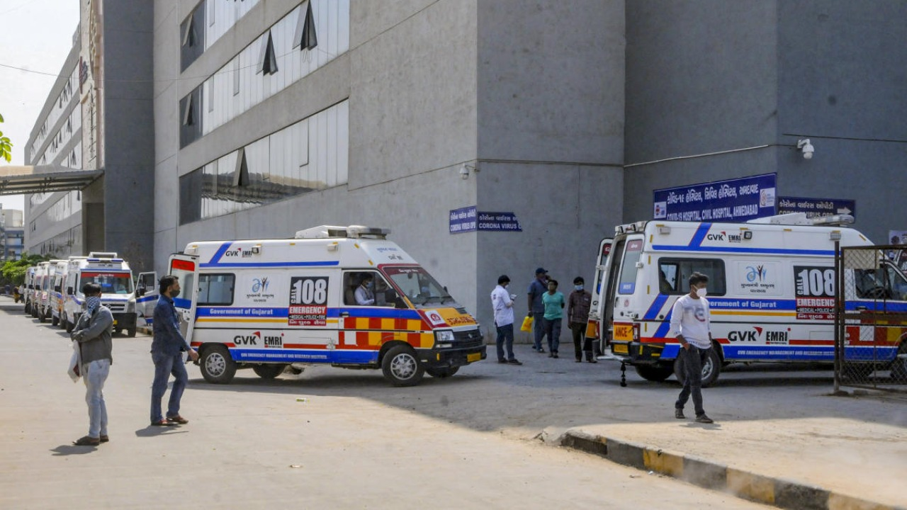 Daily Covid-19 deaths cross 1,000 after six months, Madhya Pradesh among the top five states