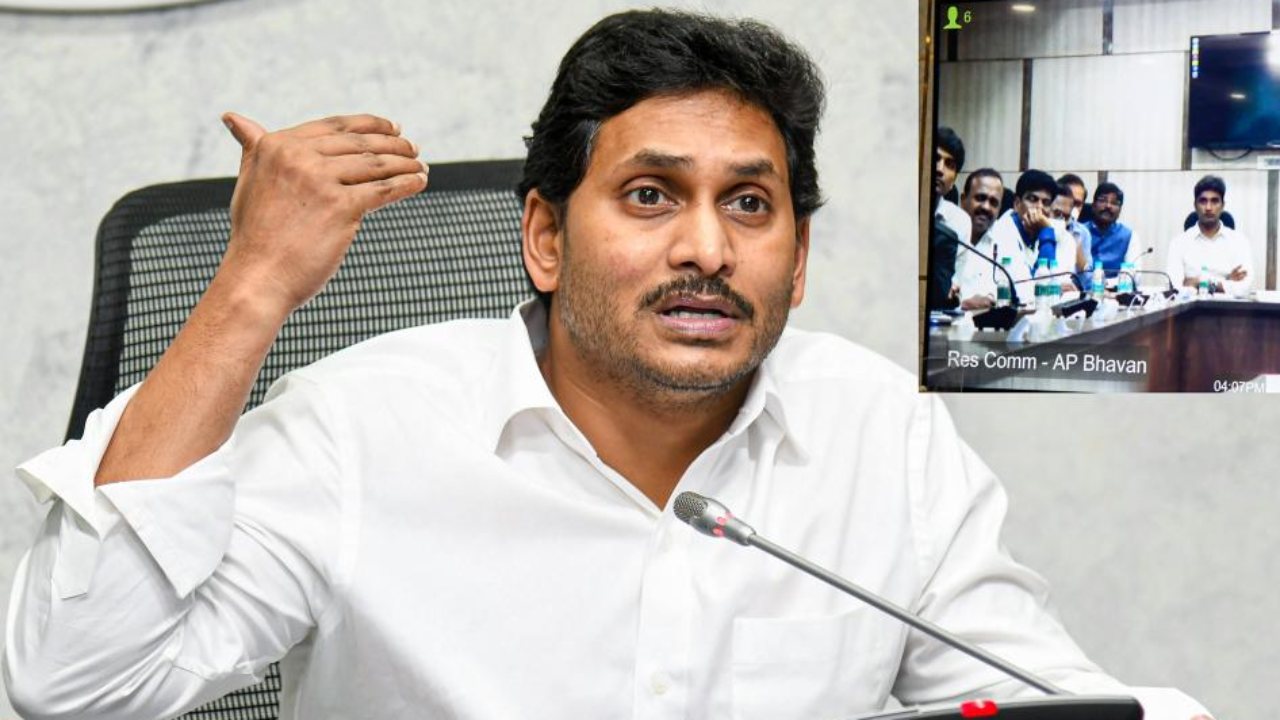 'Ran out of vaccines completely': Andhra CM Jagan's second SOS to PM Modi in a week