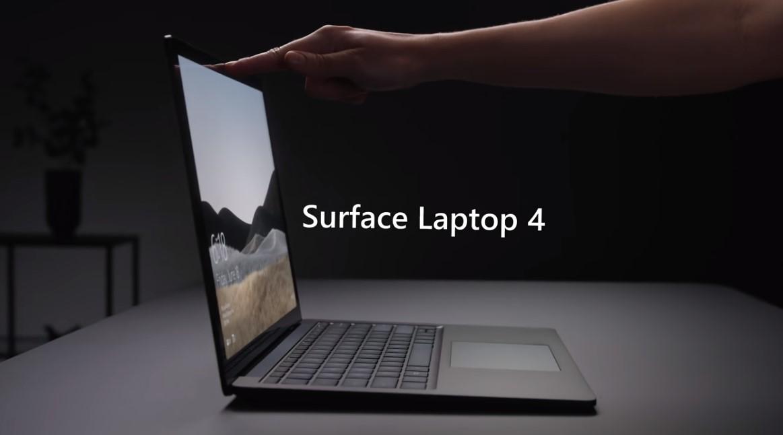 Microsoft unveils new Surface Laptop 4 series