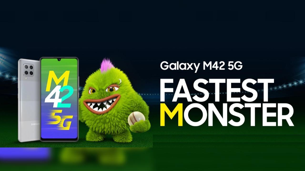 Samsung set to bring affordable Galaxy M series 5G phone soon