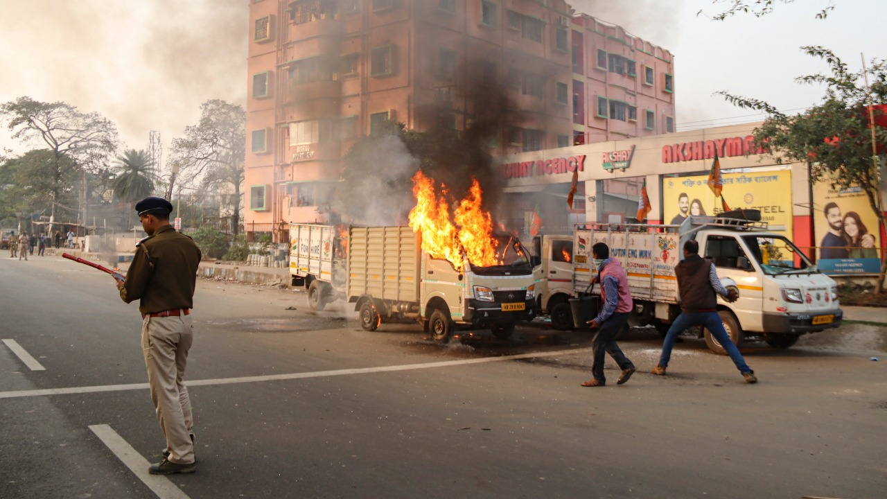 Deep rot at root of violence in West Bengal