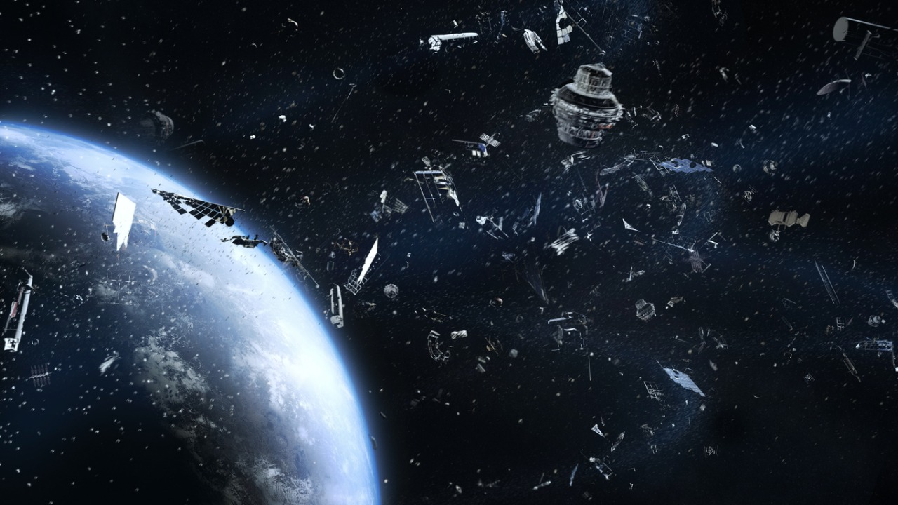 Space junk is our new tragedy of the commons