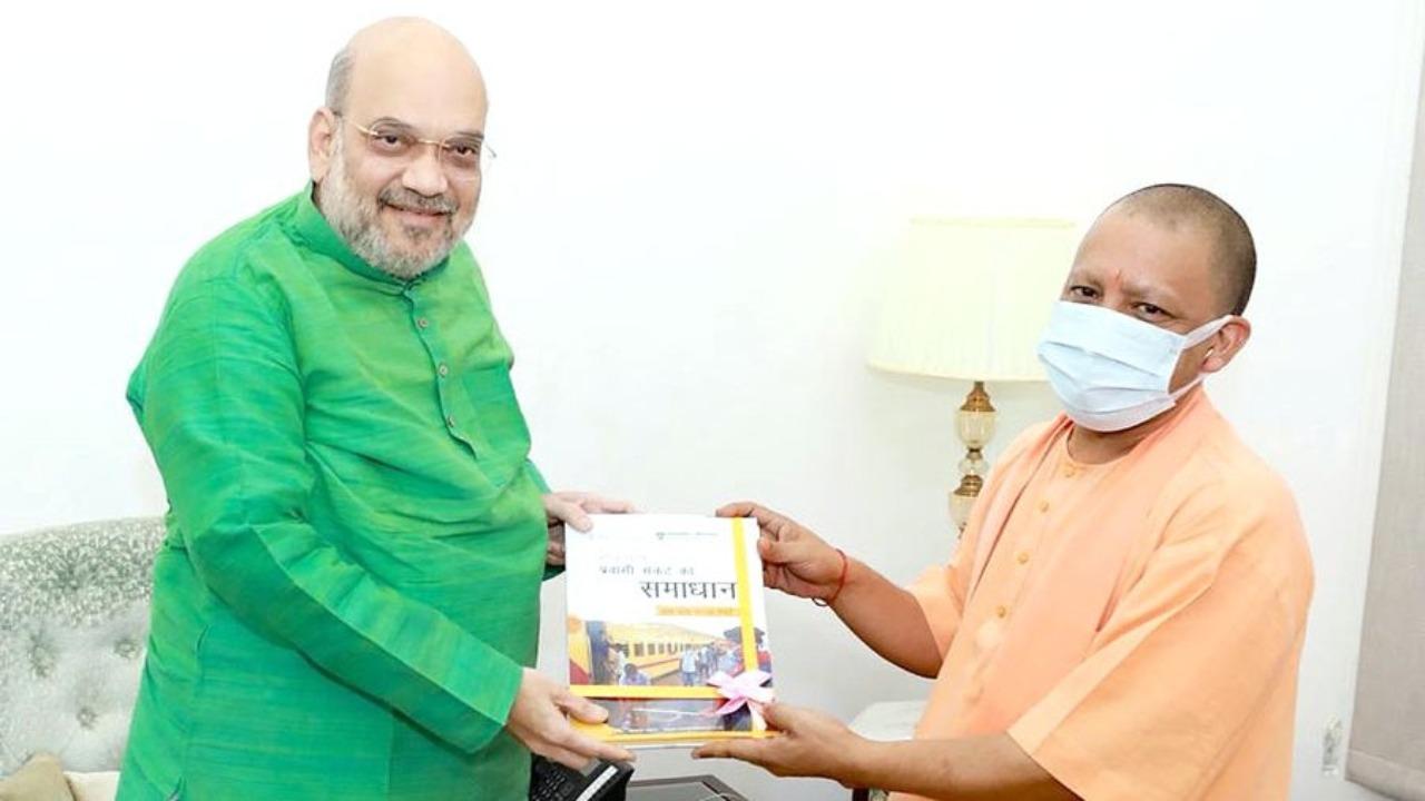 UP CM presents study incorrectly attributed to Harvard to PM Modi, Amit Shah, JP Nadda