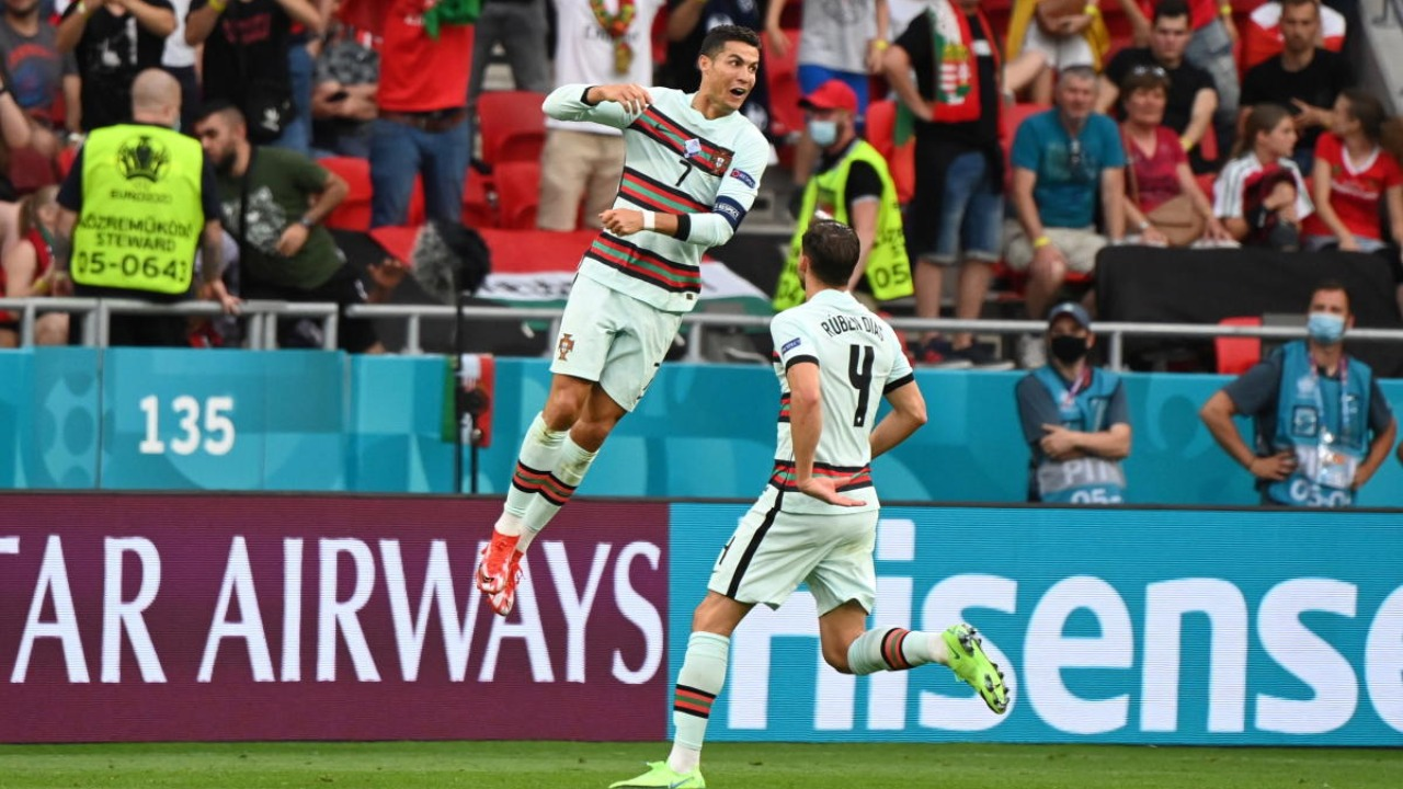 Image France beat Germany as Ronaldo makes history in Portugal victory at Euro 2020 - Deccan Herald