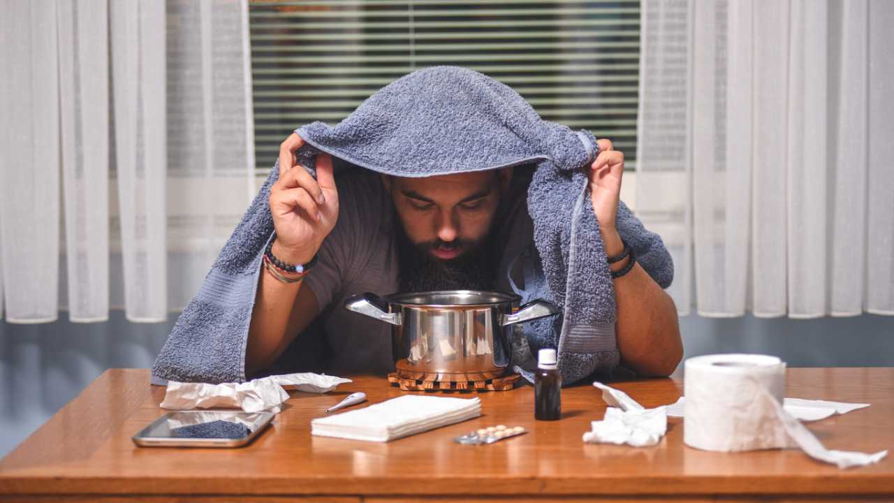 Covid-19 crisis: Don't take steam inhalation without doctors' advice, warns  Tamil Nadu Health Minister   Deccan Herald