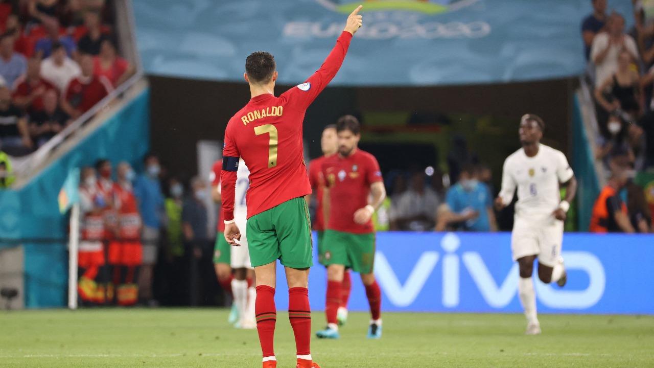 How Ronaldo's record stacks up
