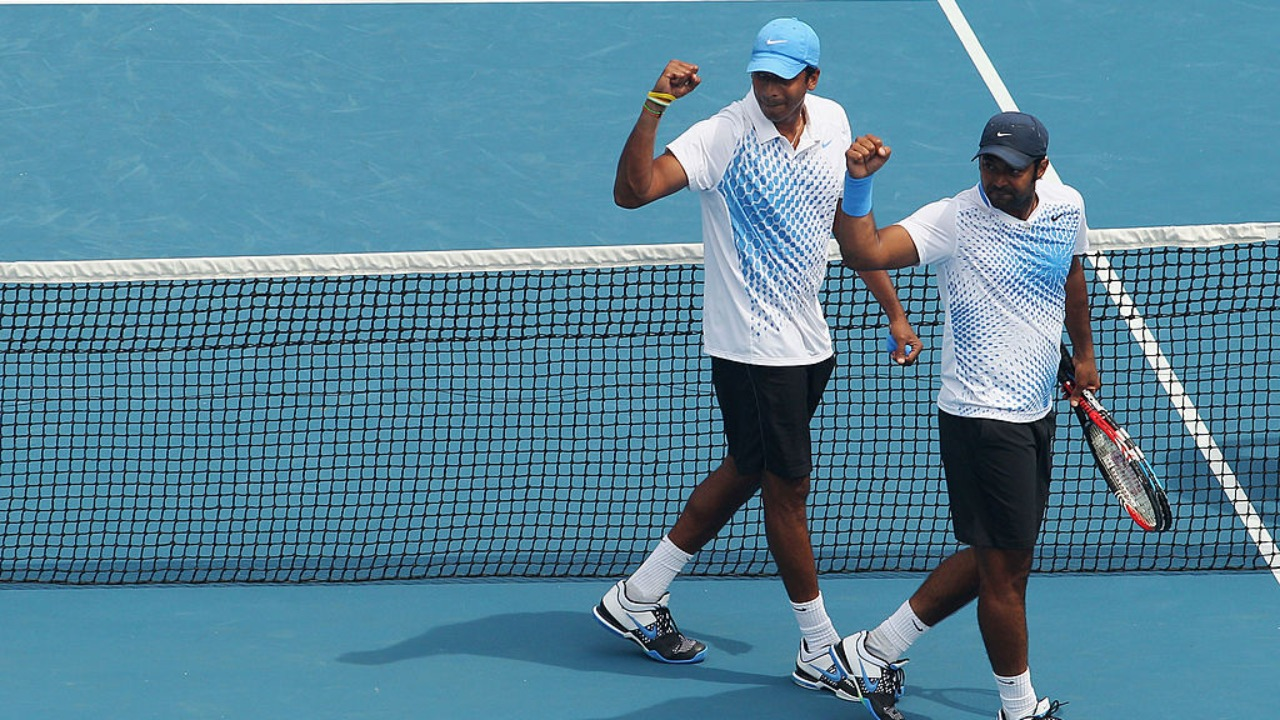 Leander Paes-Mahesh Bhupathi to reunite on display for an internet collection