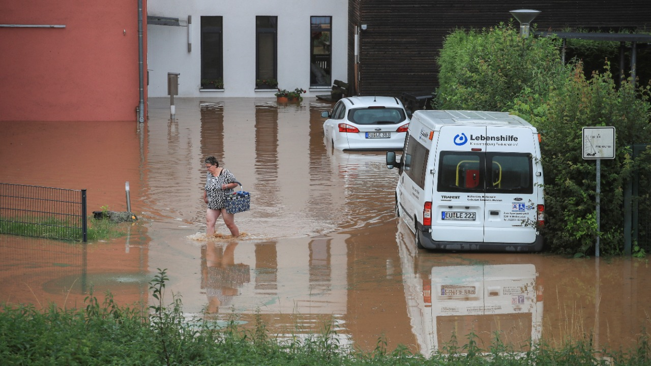 Death toll rises to 11 in German floods, over 70 missing | Deccan Herald