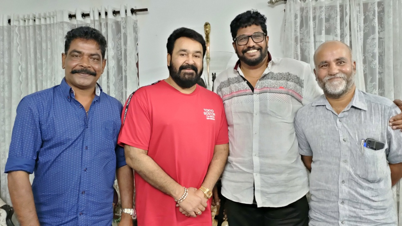 Mohanlal teams up with Shaji Kailas for his next   Deccan Herald