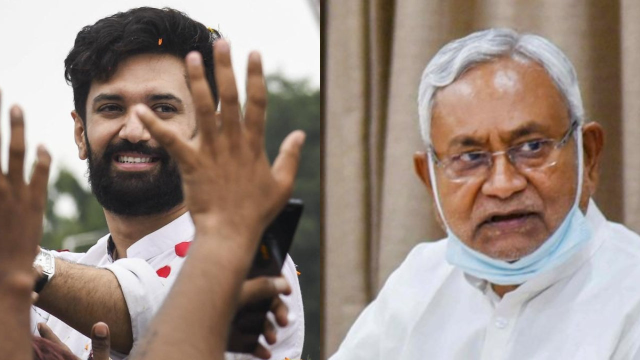 Nitish-Chirag feud continues on Ram Vilas Paswan's death anniversary
