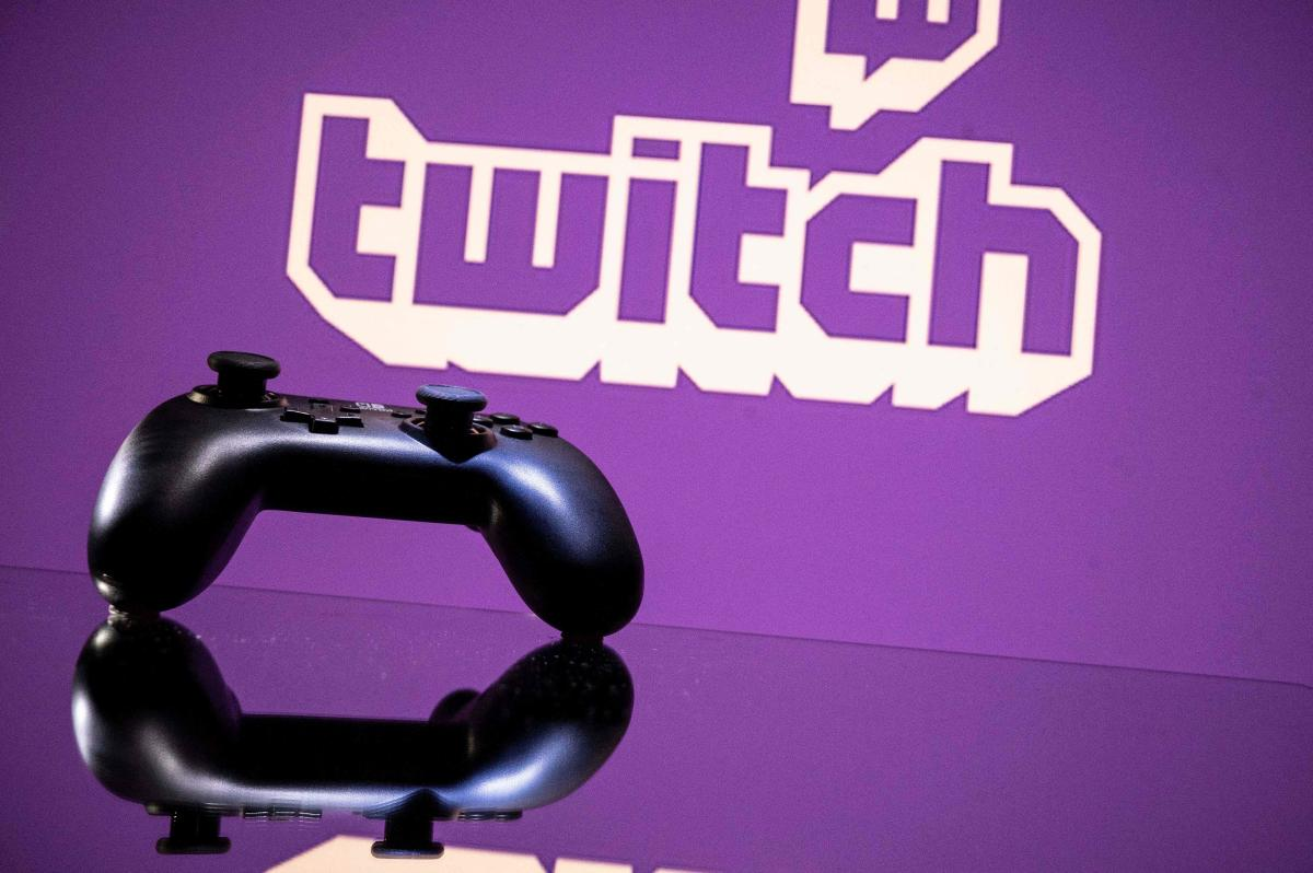 Twitch lands in 'hot tub' of water - Deccan Herald