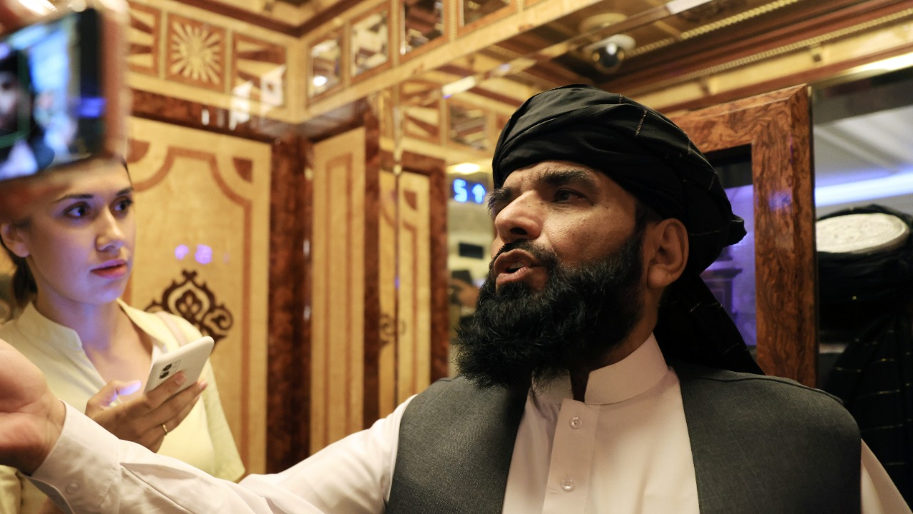 'Islamic Emirate of Afghanistan' appointed envoy seeks UN recognition
