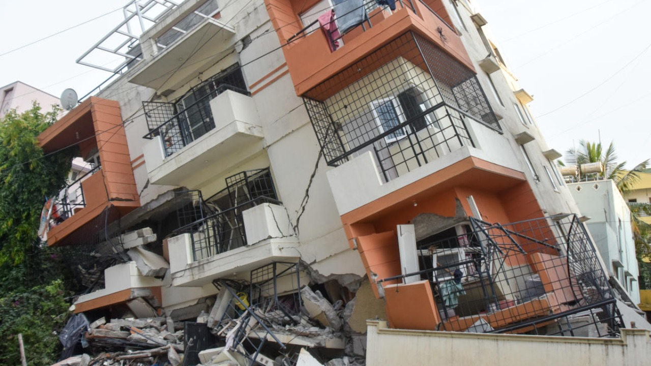 Bengaluru building collapse: Build, but safety first