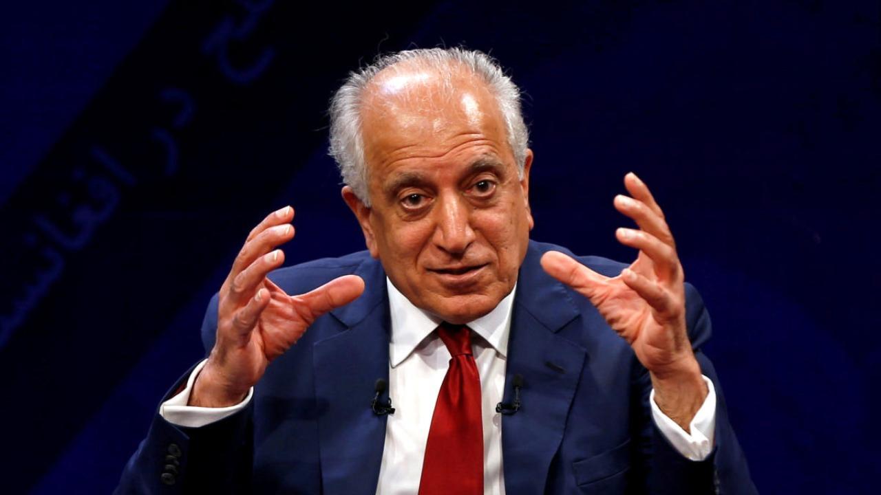 US should have pushed ex-Afghan president Ashraf Ghani harder: Zalmay Khalilzad