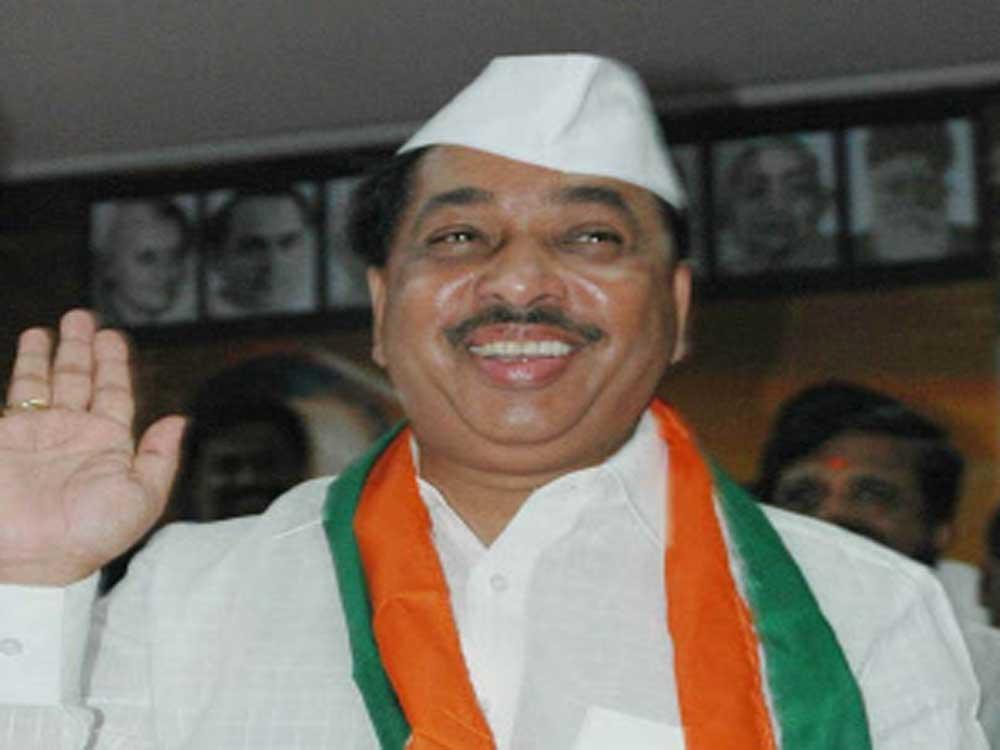 Konkan strongman and Maharashtra Swabhiman Paksha founder Narayan Rane, who recently entered the Rajya Sabha, through a BJP nomination, is opposed to the project. DH file photo