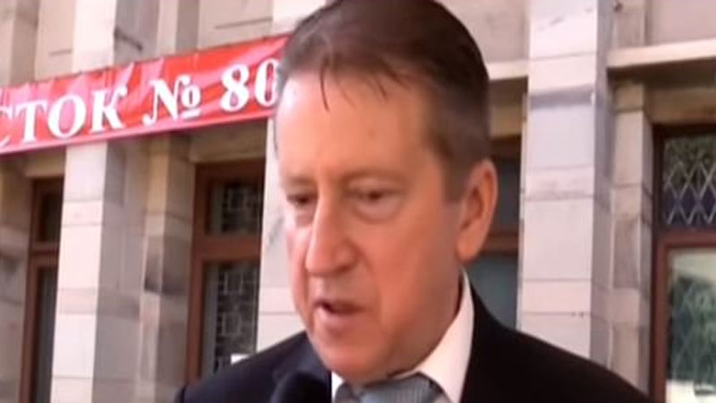 The credibility of Pak's anti-terror moves growing, saysRussian ambassador to India, Nikolay Kudashev, on Monday said that Pakistan's credibility was growing and its wish to join the regional and global fight against terror must be recognised. Picture courtesy Twitter