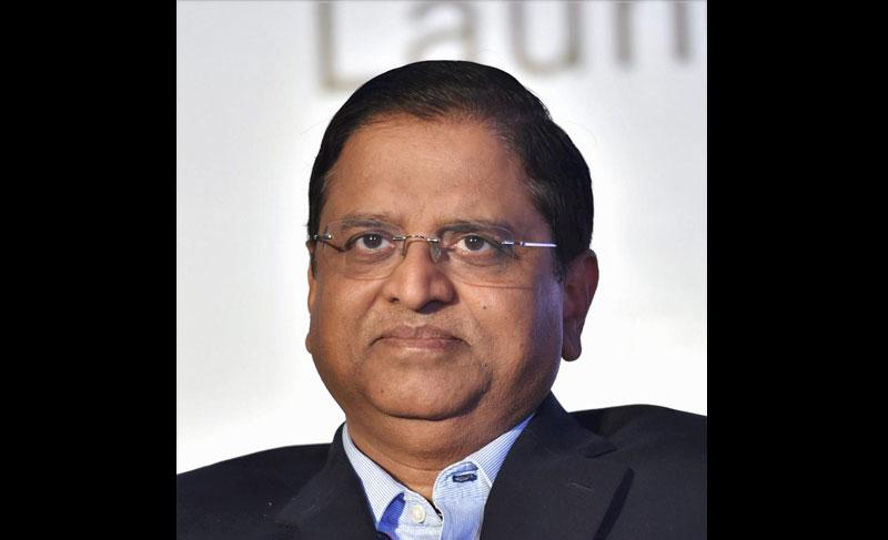In picture: Economic Affairs secretary Subhash Garg. PTI file photo.