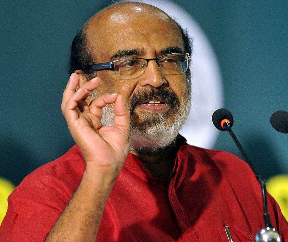 Kerala Finance Minister Thomas Isaac.