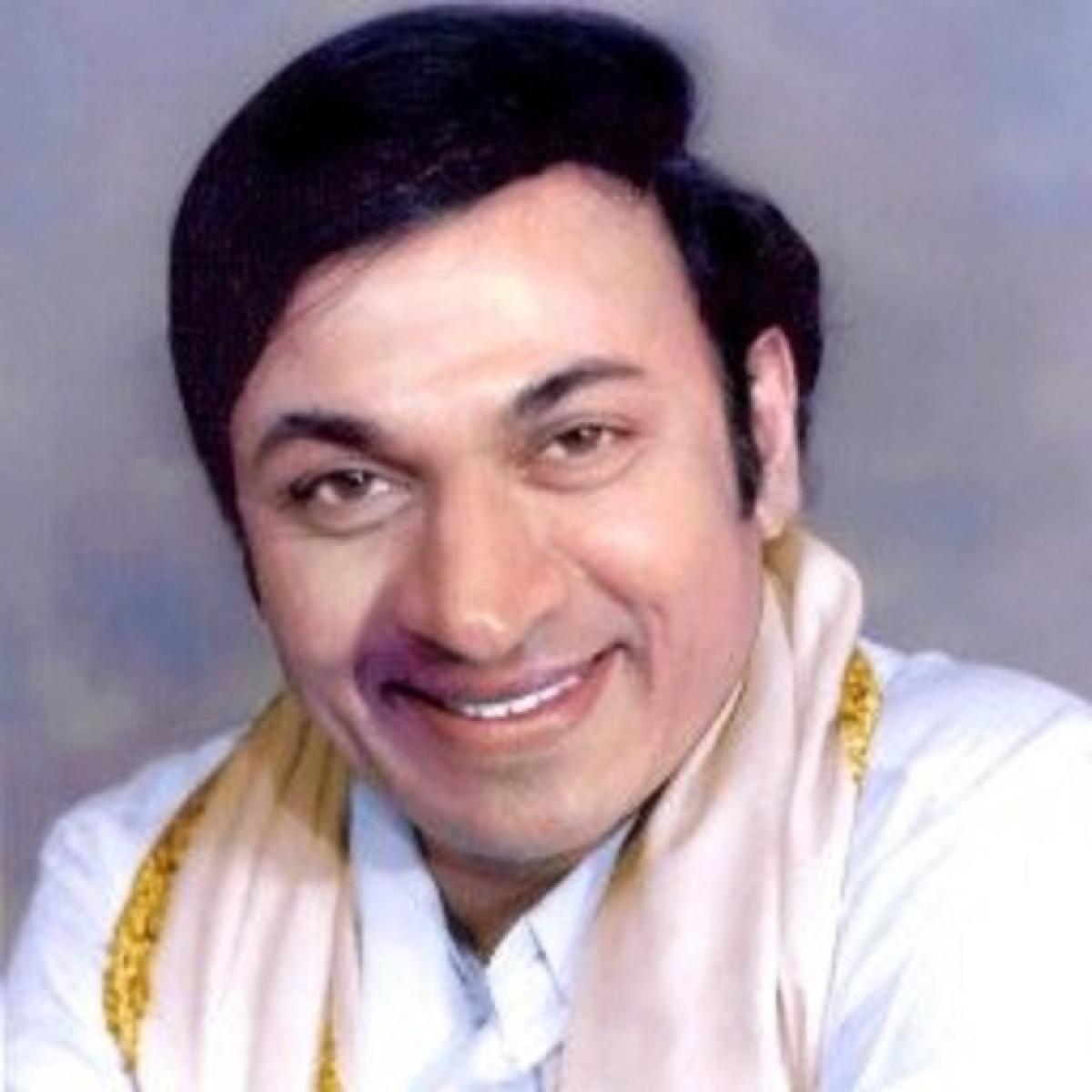 Kannada superstar Dr Rajkumar