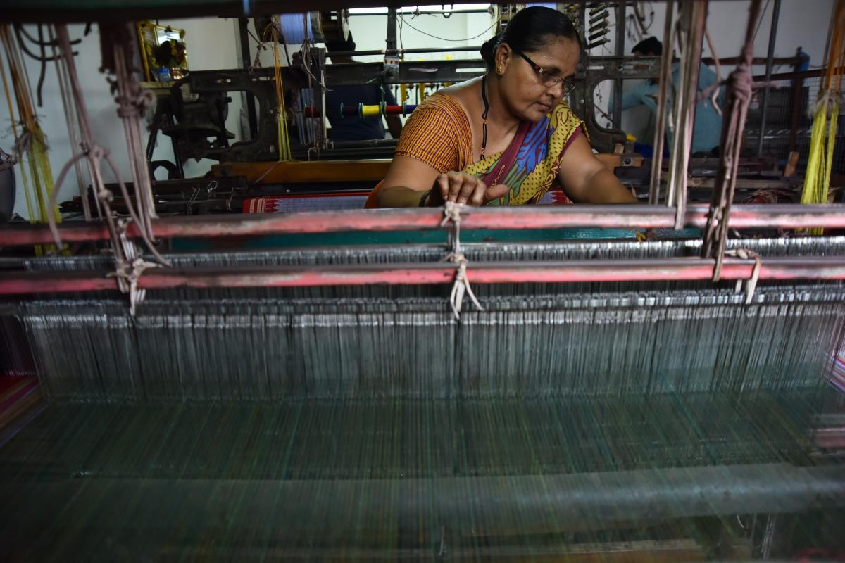 Grey stories woven in colourful threads | Deccan Herald