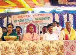 Mass wedding, a rescue to impoverished families