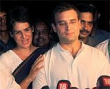 People of UP rejected politics of caste & religion: Rahul