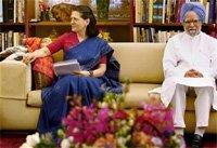 Sonia, Manmohan to meet Prez to stake claim