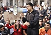 Racial attacks: Indian students take out rally in Oz