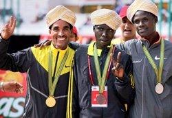 Deriba Mega wins men's event in Sunfeast 10 k marathon