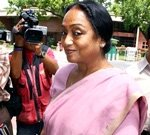 Meira Kumar nominated for the post of LS Speaker