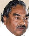 Eshwarappa slams dynasty culture in BJP