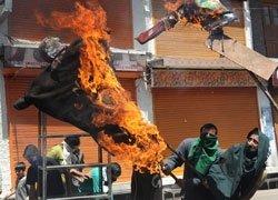 Tension prevails in Kashmir Valley