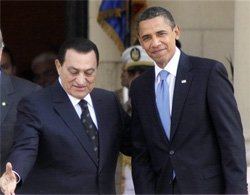 Obama arrives in Cairo on first visit to Egypt