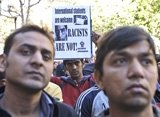 Indian students protest after more attacks