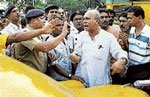 Sparks fly at Bengal CPM meet