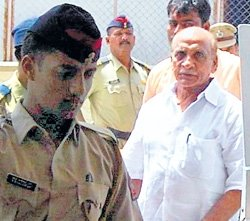 Padmasinh's remand extended as NCP meets for future plans