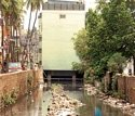 Illegal constructions on drains to be razed