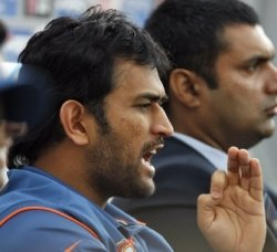 Dhoni apologises for Team India's exit