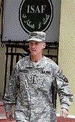 New US commander in Afghanistan