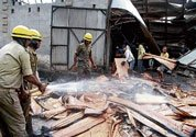 Goods worth Rs 35 lakh gutted