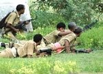 Security forces enter Lalgarh