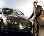 Jaguar, Land Rover roll into India