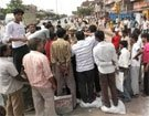 Angry protests over power, water woes in Delhi
