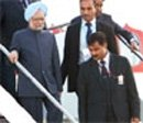 Manmohan Singh to meet Brown today