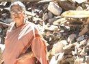 Gursharan Kaur meets Pope, sees quake devastation