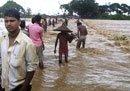 Flash floods, rains claim 16 lives in Orissa