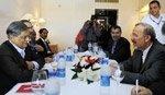 India, Pak Foreign Secretaries meet; discuss terrorism