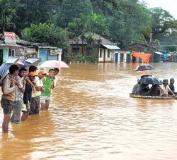 Rain havoc continues in State, seven more killed