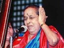 Gangubai Hangal's condition serious