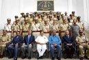 Policemen honoured